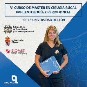 Master en Cirugía Bucal, Implantología y Periodoncia