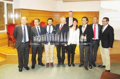 El  Prof. Mariano del Canto Pingarrón ha formado parte del tribunal de Tesis Doctoral de la Dra. Fara Yeste Ojeda